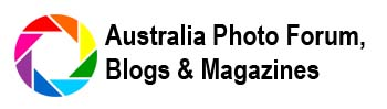 Australia Photo Forum, Blog, Magazine & News Directory