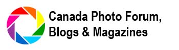 Canada Photo Forum, Blog, Magazine & News Directory