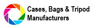 Camera Cases, Bags & Tripod Manufacturers Directory