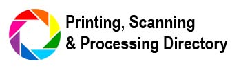 Photo Printing, Scanning & Processing Services Directory