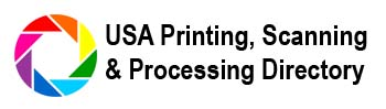 USA Photo Printing, Scanning & Processing Services Directory