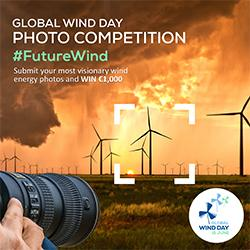 "Global Wind Day 2019 Photo Competition: ""Future Wind"""