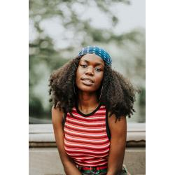 Portraits by NYC photography student