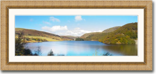 Panoramic Picture Framing